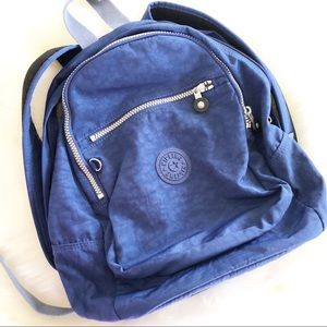 Kipling Challenger II small backpack blue